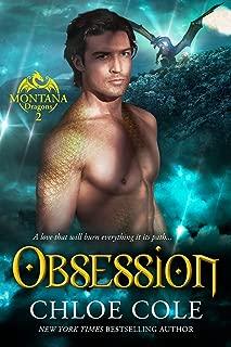 Obsession: A BBW Dragon Shifter Novel (Montana Dragons Book 2)