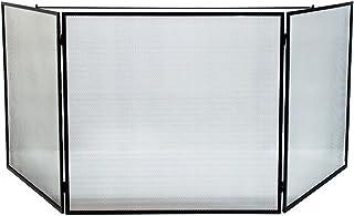 Minuteman International Large 3F Screen Child Guard Stove, Black