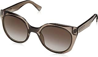 Marc Jacobs Women's Marc 196/S FQ KB7 52 Sunglasses, Grey Sf Gd Sp