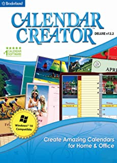 calendar creator plus software