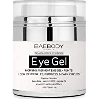 Baebody 1.7 Ounces Eye Gel for Under & Around Eyes