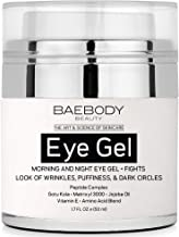 Baebody Eye Gel for Under & Around Eyes, 1.7 Ounces