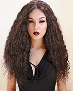 Best highlight lace front wig Reviews