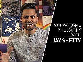 Clip: Motivational Philosophy with Jay Shetty