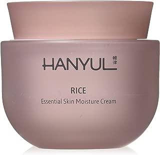 Hanyul Rice Essential Moisture Cream, 1.7 Ounce