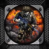 NEW COMMANDO WAR MISSION 2021- SHOOTING GAMES