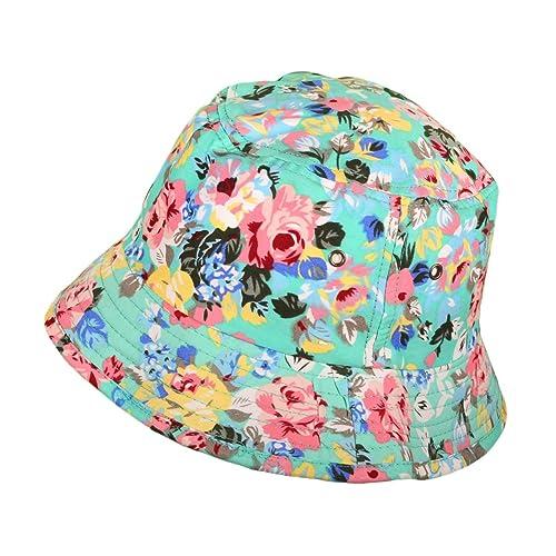 Pineapple Bucket Hat  Amazon.com 674e4b12858f