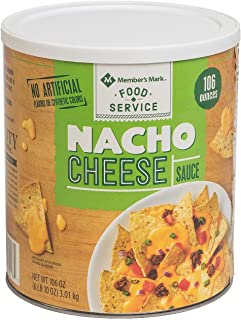 Member's Mark Cheese Sauce, Nacho, 106 Ounce