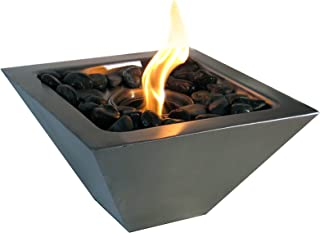 Anywhere Fireplace Empire Table Top Gel Fuel Fireplace