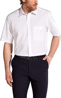 Eterna Half Sleeve Shirt Comfort FIT Poplin uni