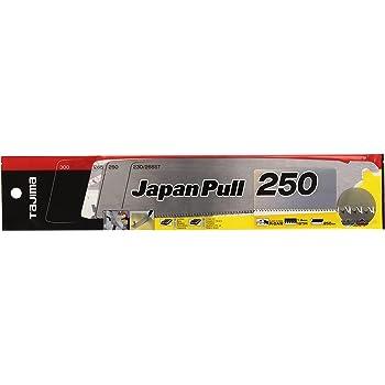 Tajima aluminist Tirer Scie à main avec élastomère Poignée 265 mm 16tpi