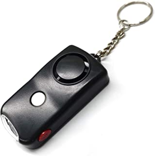 Alarma de Ataque Personal Llavero de Alarma de autodefensa de Emergencia para ni/ñas ciciglow Llavero de Seguridad de 130dB ni/ños