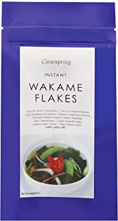 Clearspring Organic Instant Wakame Flakes 25 G
