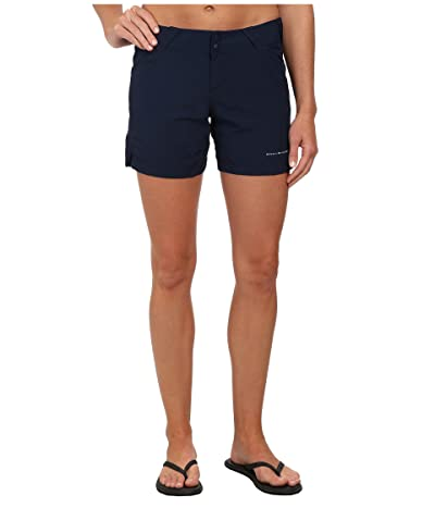 Columbia Coral Pointtm II Short (Collegiate Navy) Women