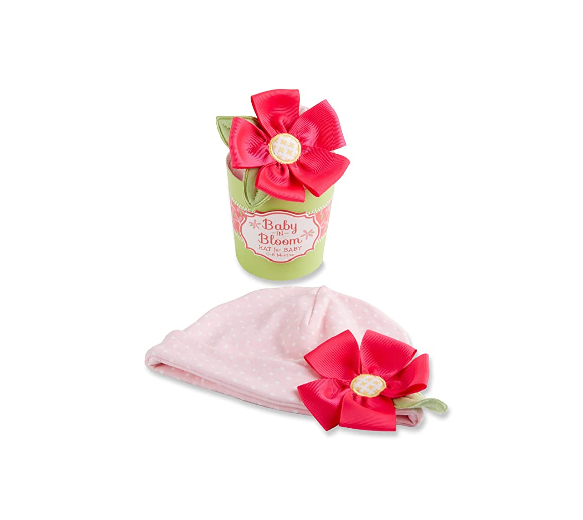 Baby Aspen Baby in Bloom Flower Hat (Discontinued by Manufacturer)