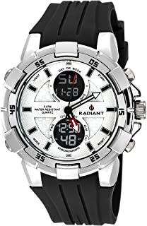 RADIANT Watches Mens Analog-digital Quartz Silicone Band RA458603