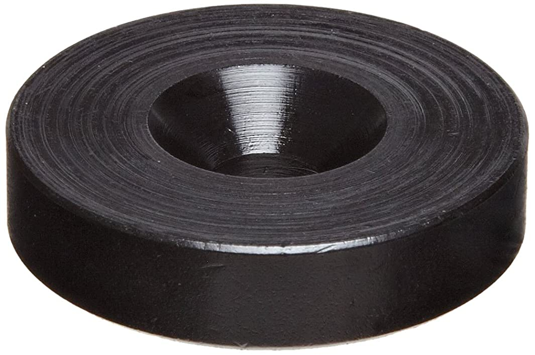 Steel Flat Washer, Black Oxide Finish, Meets NEMA 250 Type 6P, Corrosion Resistant/Vibration Damping, 1/2