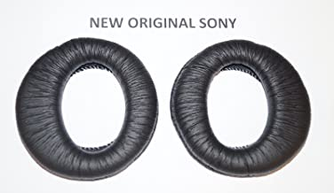 SONY Genuine Replacement Ear Pads cushions for SONY MDR-RF985R, RF985RK, RF865R, RF865RK Headphones - 1 pair (2 pieces)