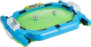 Eurosafe Mini Tabletop Soccer Game, Lightweight & Portable Interesting Football Board Games, Two Players Desktop Finger So...