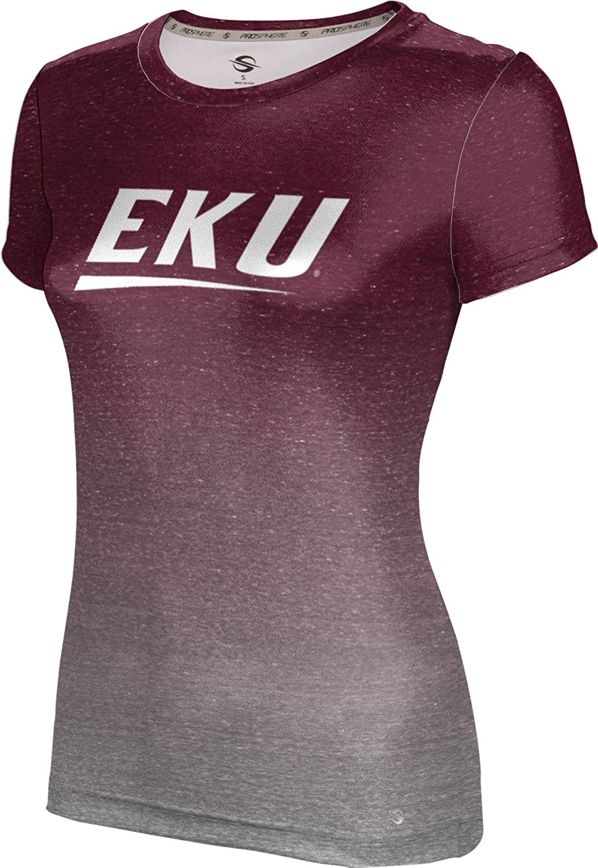 ProSphere Eastern Kentucky University Girls' Performance T-Shirt (Ombre)