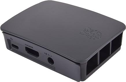 Raspberry Pi 3 Official Case - Black/Grey