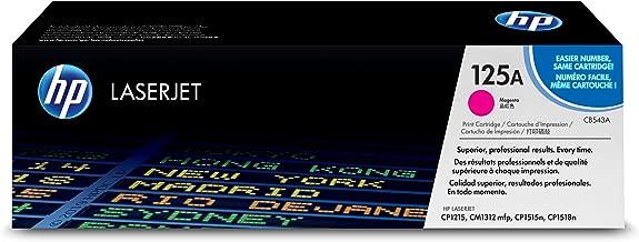 HP 125A   CB543A   Toner Cartridge   Magenta