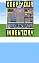 How to keep your inventory when you die in Minecraft!! NO MODS! : A Comic & Graphic Joke Book, Diary-Funny Books for Kids ...