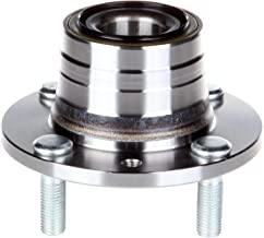 SCITOO Compatible with 513030 Rear Wheel Hub Bearing Assembly fit Mercury Mazda 4 Lugs
