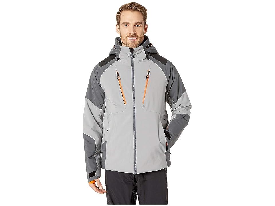 Obermeyer Foundation Jacket (Zinc Grey) Men