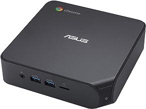 ASUS Chromebox 4 CHROMEBOX4-GC004UN - Mini Ordenador de sobremesa (Intel Celeron 5205U, 4 GB RAM DDR 4, 32 GB eMMC, Intel ...