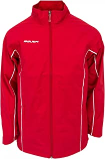 Bauer Nike Hockey Vapor Senior Warm Up Hockey Jacket - Red - Small