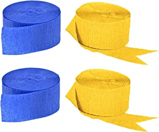 Best blue and gold streamers Reviews