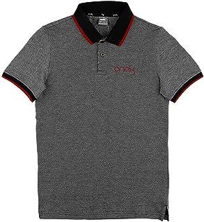 Puma Boy's Regular Fit Polo Shirt