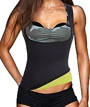 IFLOVE Waist Trainer Corset Vest for Weight Loss Womens Body Shaper Sauna Slimming Hot Sweat Tank Top