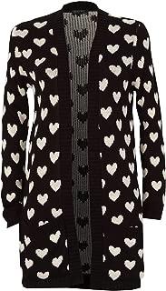 Women's Geometry Knit Cardigan Sweater Poncho Aztec Cape Cloak