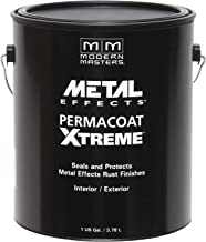 Modern Masters AM204GAL Metal Effects, Satin Permacoat Xtreme