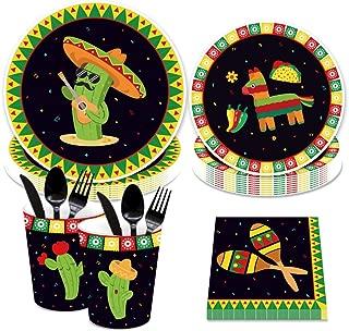 Best fiesta party tableware Reviews