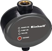 Einhell Waterpompaccessoires Elektronische stromingsschakelaar (10 A, terugslagventiel, eentegreerde bescherming tegen dro...