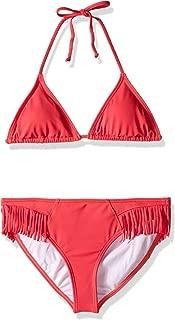 Girls' Triangle Bikini Set