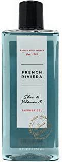 Bath Body Works Shea & Vitamin E Shower Gel French Riviera