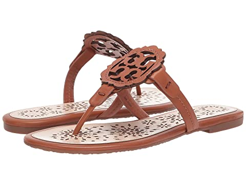 b5d477df18b8 Tory Burch Miller Scallop Sandal at Zappos.com