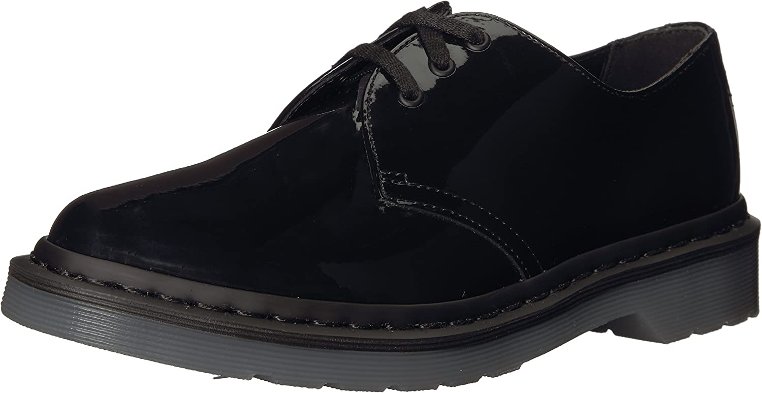 Dr. Martens Womens Dupree Patent Oxford