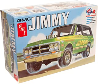 AMT 1972 GMC Jimmy 1:25 Scale Model Kit