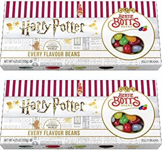 (Set/2) Bertie's Bott's Jelly Beans Gift Box Harry Potter Lovers Candy Treat
