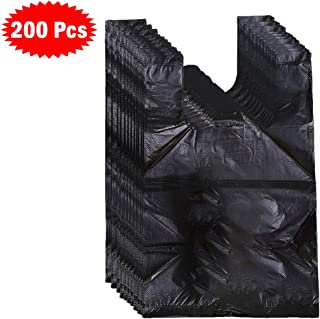 Sanitary Disposal Bags, Goaup Small Trash Bags for Condom and Tampon in Lady's Room/Office/Bathroom (200 pcs)