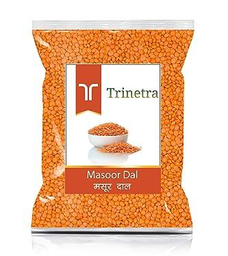 Trinetra Masoor Dal Split-1Kg (Pack of 1)