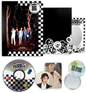 NCT DREAM 3rd Mini Album - WE BOOM [ BOOM ver. ] CD + Booklet + Boom Card + Photocard + Circle Card + OFFICIAL POSTER + FREE GIFT / K-pop Sealed