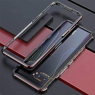 حافظة حماية مضادة للصدمات والسقوط من جايمي لهاتف روج فون 3 من اسوس اصدار 2020، ZS661KS، ممتص صدمات من الالومنيوم الممتاز