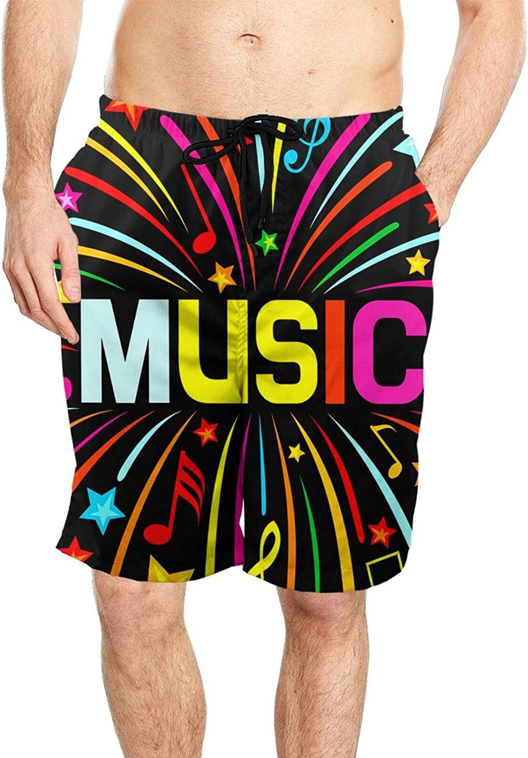 Christmas Music Firework 5 ☆ very Seattle Mall popular Summer Men's Quick- Water Swimming Play