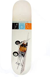 Blueprint Skateboards Good Edition Shier Deck (8.125-Inch)